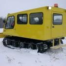 Pioneer 8 Man Cab