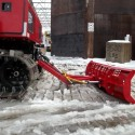 Pioneer 1200 SG Snow Groomer - 4 Way Plow