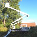 Achiever DPM-52 MH Tracked Aerial with Jib