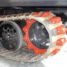 Achiever RT-01 UJ Utility Vehicle 33 Inch D-Dent Tracks