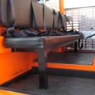 Achiever RT-01 UJ Utility Vehicle Bench Seat
