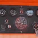Achiever RT-01 UJ Utility Vehicle Dashboard