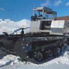 Kodiak K6 Bare Carrier with Rear Hydraulics