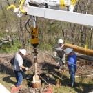 Achiever RT-02 DD - Core drilling in Rock