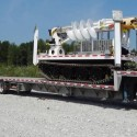 Achiever RT 08 DD - Transport on Flatbed